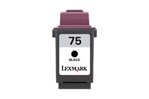 Lexmark High resolution high yield black