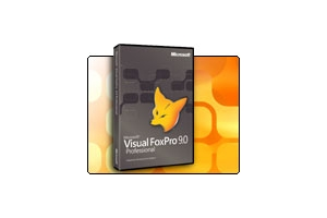 Microsoft Visual-FoxPro Pro v9 EN / 340-01236 / Development