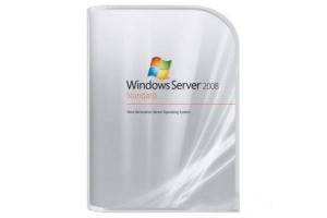 HP Windows Server 2008 Standard, Option Kit, SW, ENG